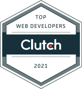 Top Web Developers - Clutch - 2021